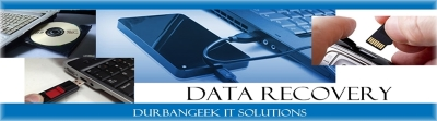 Data Recovery on Storage Devices